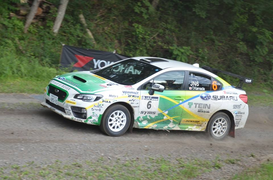 JAPANESE RALLY CHAMPIONSHIP (JRC 2015): TEIN MOTORSPORTS – LET'S GIVE IT OUR BEST! FUKUSHIMA MSCC RALLY 2015