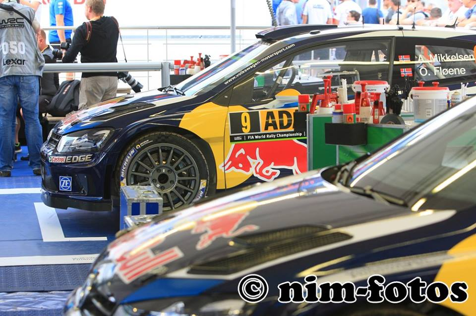 FIA WORLD RALLY CHAMPIONSHIP (WRC 2015): VOLKSWAGEN RED BULL MOTORSPORT – HIGHLIFE AT THE HOME EVENT – NEWS FROM THE VOLKSWAGEN TEAM