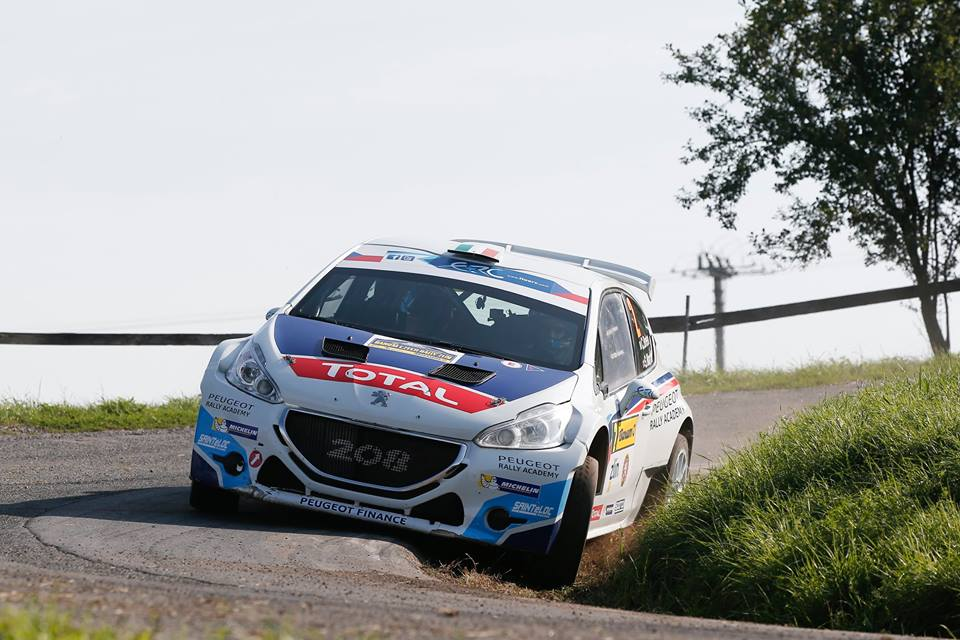 "FIA EUROPEAN RALLY CHAMPIONSHIP (ERC 2015): PEUGEOT SPORT RALLY ACADEMY – THE ""BARUM"" NEXT UP FOR THE PEUGEOT RALLY ACADEMY"