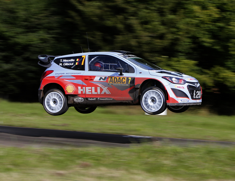 FIA WORLD RALLY CHAMPIONSHIP (WRC 2015): HYUNDAI SHELL WORLD RALLY TEAM – HYUNDAI MOTORSPORT RETURNS TO SCENE OF FIRST VICTORY WITH FOUR-CAR ENTRY FOR RALLYE DEUTSCHLAND