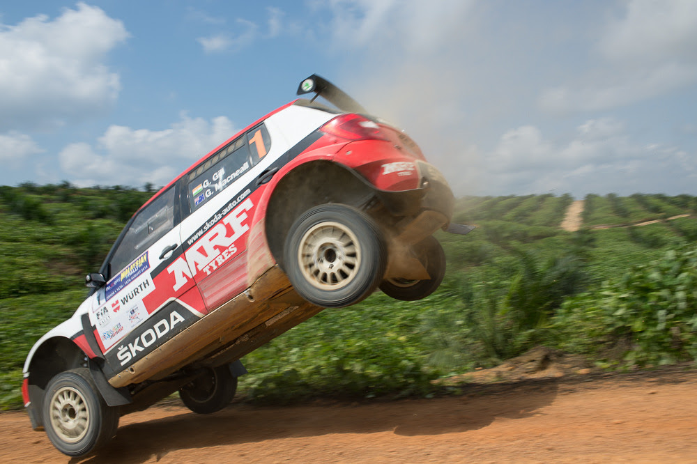 ASIA PACIFIC RALLY CHAMPIONSHIP (APRC 2015): APRC CHAMPIONSHIP HEADS TO ASIA