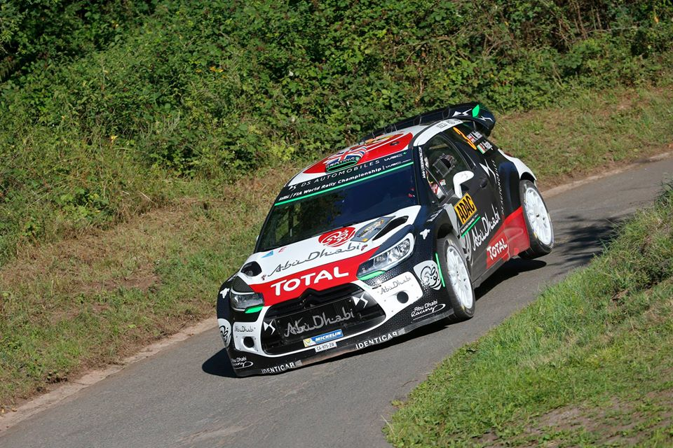 FIA WORLD RALLY CHAMPIONSHIP (WRC 2015): CITROËN TOTAL ABU DHABI WORLD RALLY TEAM – ANOTHER RACE BEGINS
