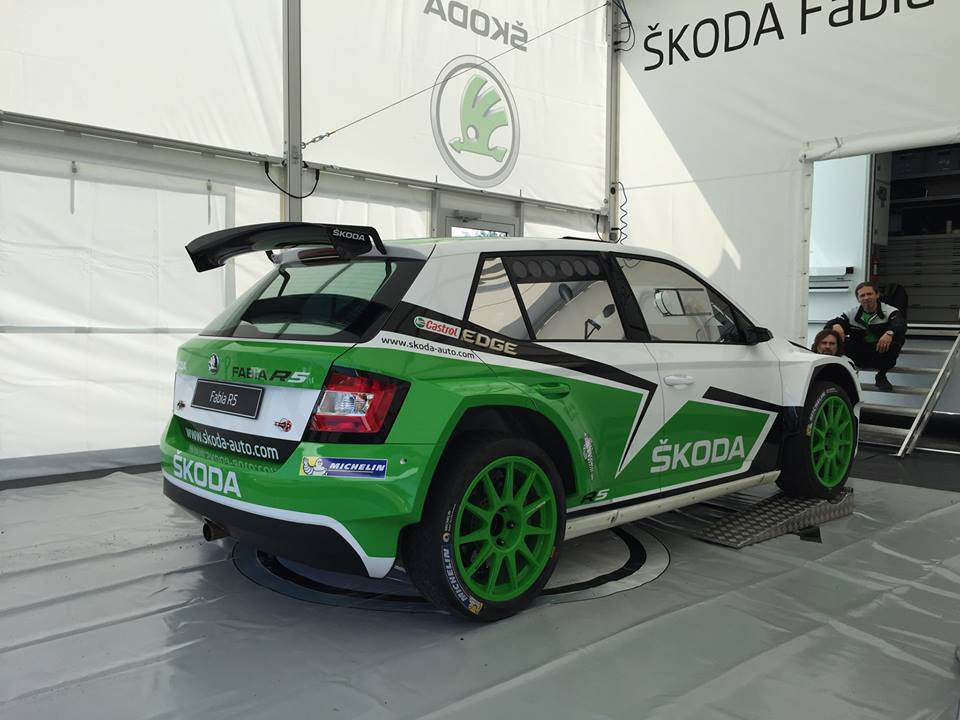 FIA EUROPEAN RALLY CHAMPIONSHIP (ERC 2015): ERC BARUM CZECH RALLY ZLÍN PREVIEW: HUGE 143-CAR ENTRY, AS EXCITING ERC BATTLE TAKES TO CZECH TARMAC