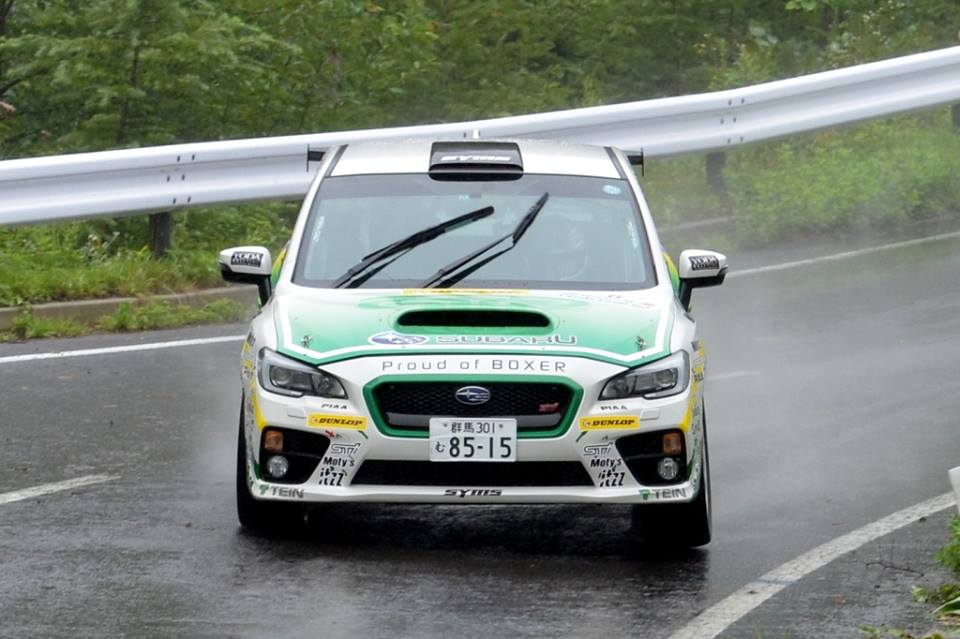 JAPANESE RALLY CHAMPIONSHIP (JRC 2015): TEIN MOTORSPORTS – ROUND 6 – MONTRE IN TSUMAGOI