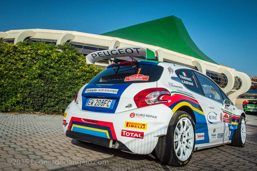 ITALIAN RALLY CHAMPIONSHIP (CIR 2015): ALL SET AHEAD OF THE 3RD RALLY DI ROMA CAPITALE