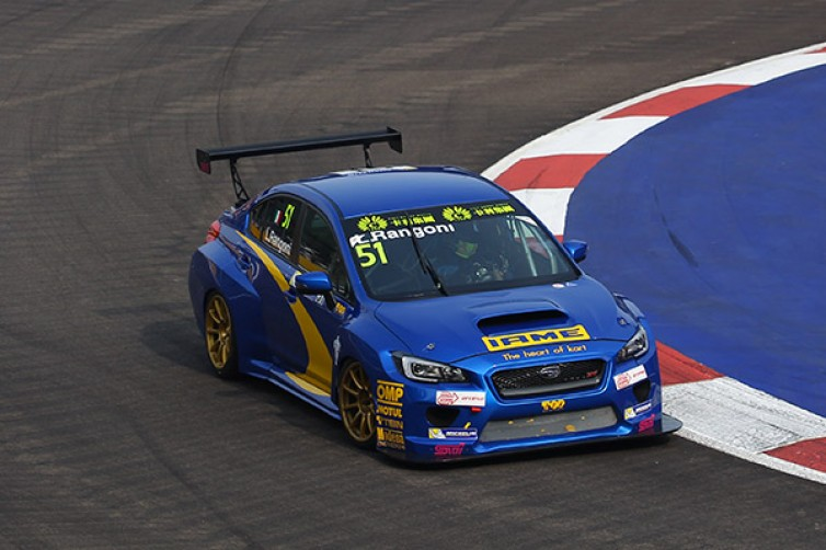TCR INTERNACIONAL SERIES (TCR 2015): TOP RUN SUBARU MOTORSPORT – UN DEBUT PARA RECORDAR PARA TOP RUN Y RANGONI