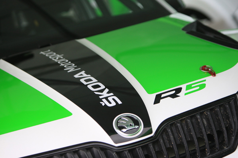 FIA WORLD RALLY CHAMPIONSHIP / EUROPEAN RALLY CHAMPIONSHIP (WRC2- ERC 2015 / 2016): TGS TEAM CONFIRMS A ŠKODA FABIA R5 CAR FOR SEASON 2016