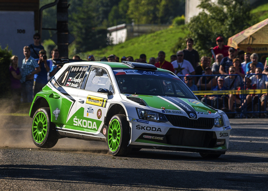 FIA WORLD RALLY CHAMPIONSHIP (WRC2 – 2015): ŠKODA MOTORSPORT – RALLY CORSICA: ŠKODA AND THE FABIA R5 OUT TO CONTINUE WINNING RUN IN WRC 2