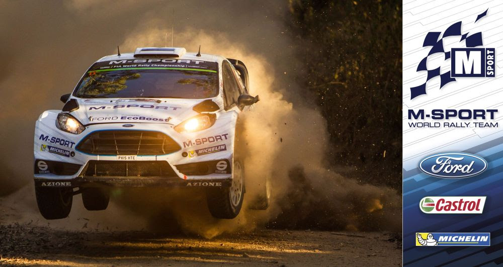 FIA WORLD RALLY CHAMPIONSHIP (WRC 2015): M-SPORT WORLD RALLY TEAM – TÄNAK PROVES POTENTIAL DOWN UNDER