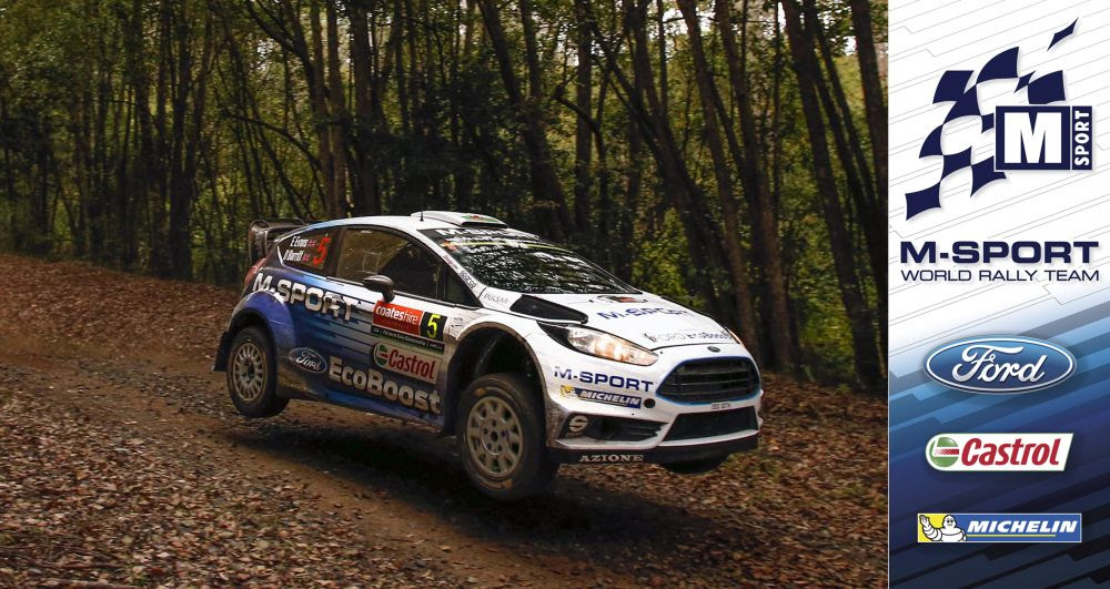 FIA WORLD RALLY CHAMPIONSHIP (WRC 2015): M-SPORT WORLD RALLY TEAM – MIDDAY QUOTES, RALLY AUSTRALIA, SECTION TWO