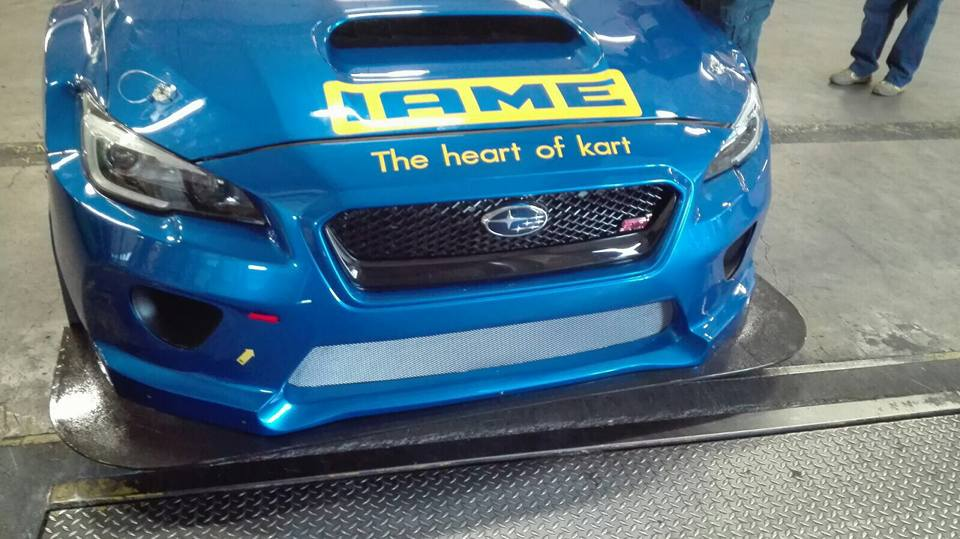 TCR INTERNACIONAL SERIES (TCR 2015): TOP RUN MOTORSPORT – DISEÑO OFICIAL DE LA  TOP RUN SUBARU WRX TCR REVELADO!.