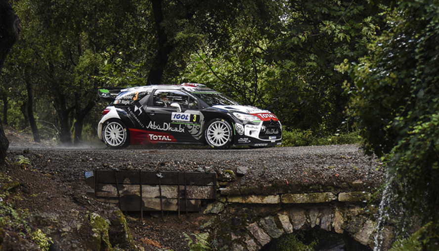 FIA WORLD RALLY CHAMPIONSHIP (WRC 2015): CITROËN TOTAL ABU DHABI WORLD RALLY TEAM – A SECOND POSITION TO DEFEND