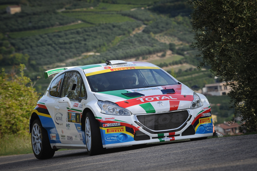 ITALIAN RALLY CHAMPIONSHIP (CIR 2015): PIRELLI MOTORSPORT – PIRELLI CLINCHES ITALIAN RALLY CHAMPIONSHIP FOR MANUFACTURERS