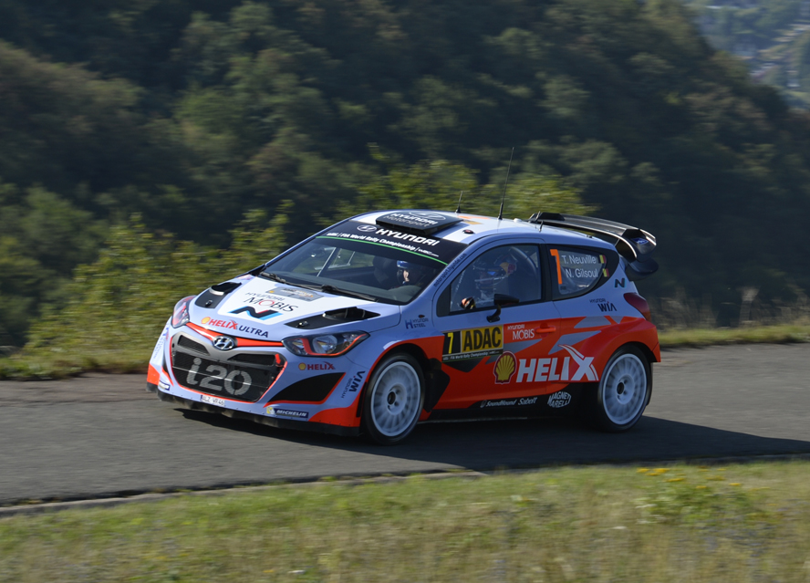 FIA WORLD RALLY CHAMPIONSHIP (WRC 2015): HYUNDAI SHELL WORLD RALLY TEAM – HYUNDAI MOTORSPORT AIMS TO RECLAIM SECOND IN CHAMPIONSHIP AT MIXED SURFACE RALLY DE ESPAÑA