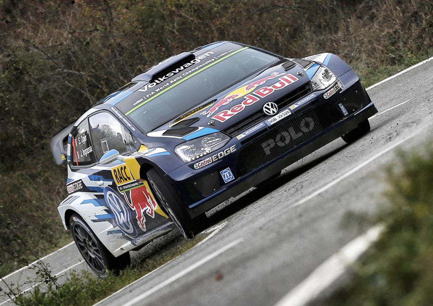 FIA WORLD RALLY CHAMPIONSHIP 2015 -WRC RallyRACC Catalunya Spain (ESP) -  WRC 22/10/2015 to 25/10/2015 - PHOTO :  @World