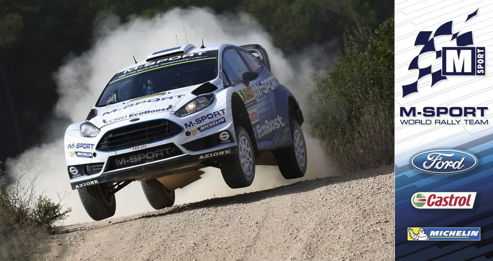 FIA WORLD RALLY CHAMPIONSHIP (WRC 2015): RALLY DE ESPAÑA – M-SPORT WORLD RALLY TEAM – TÄNAK TAMES TARRAGONA