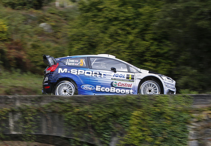 2015 World Rally Championship / Round 11 /  Tour de Corse // 1st - 4th October, 2015 // Worldwide Copyright: M-Sport/McKlein