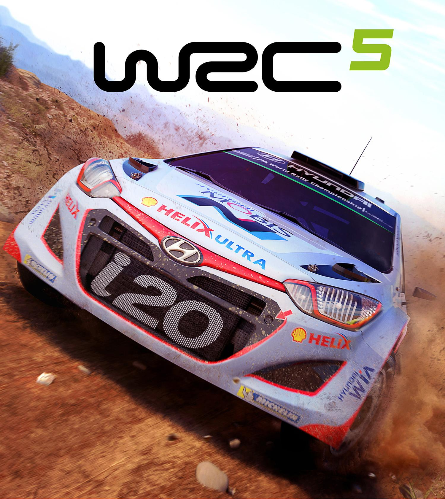 FIA WORLD RALLY CHAMPIONSHIP WRC 5: WRC 5 OFFICIAL VIDEO GAME READY FOR WORLDWIDE LAUNCH