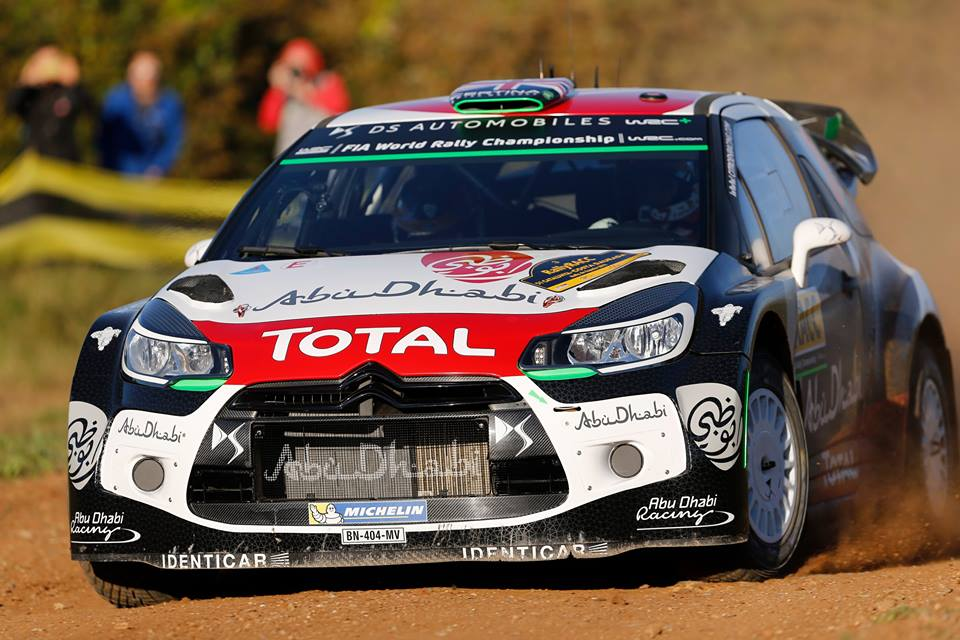 FIA WORLD RALLY CHAMPIONSHIP (WRC 2015): RALLY DE ESPAÑA – CITROËN TOTAL ABU DHABI WORLD RALLY TEAM – AFTER THE GRAVEL, TIME FOR TARMAC
