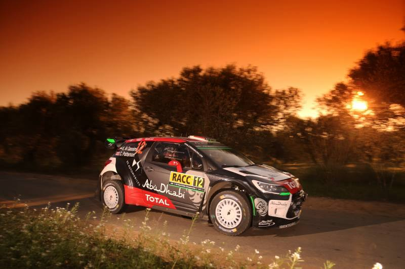 FIA WORLD RALLY CHAMPIONSHIP (WRC 2015): WALES RALLY GB – CITROËN TOTAL ABU DHABI WORLD RALLY TEAM – CITROËN RACING READY FOR FINAL SPRINT IN WALES