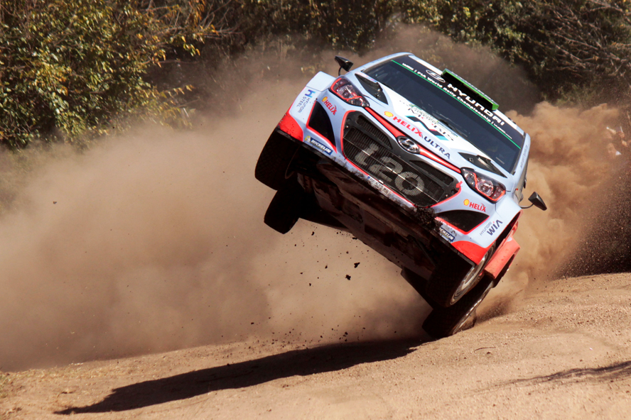 FIA WORLD RALLY CHAMPIONSHIP 2015 -WRC Rally Argentina (ARG) -  WRC 17/04/2015 to 19/04/2015 - PHOTO :  @World