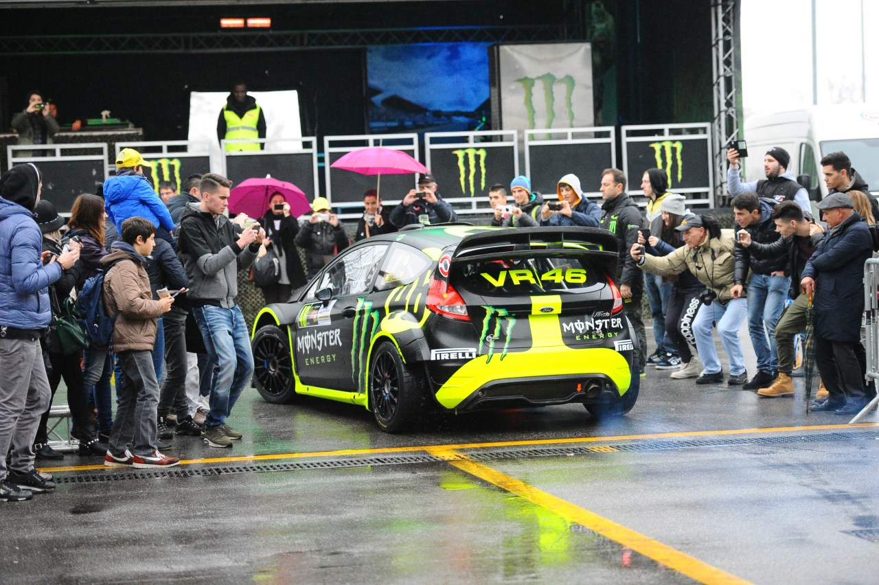 MONSTER ENERGY MONZA RALLY 2015: RE-SALES OF TICKETS FOR THE MONSTER ENERGY MONZA RALLY SHOW 2015 IS OPEN!