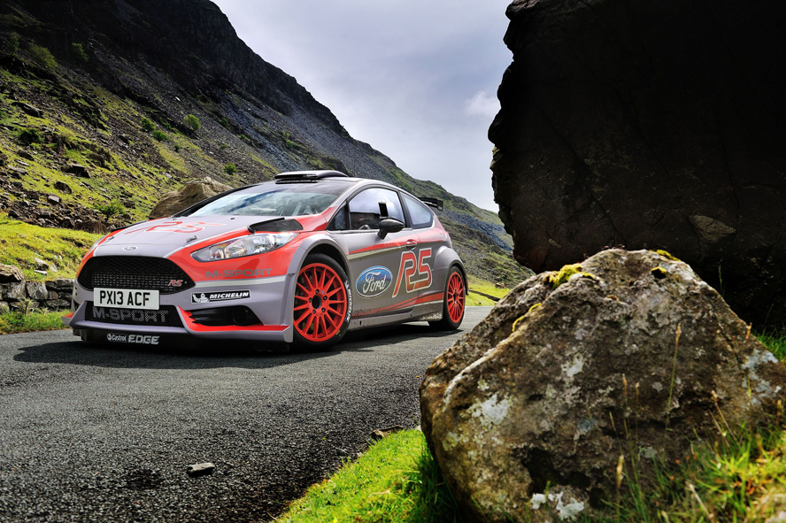 FIA WORLD RALLY CHAMPIONSHIP (WRC 2 – 205 / 2016): M-SPORT ANNOUNCE SUBSTANTIAL FORD FIESTA R5 UPGRADE – M-SPORT WORLD RALLY TEAM –