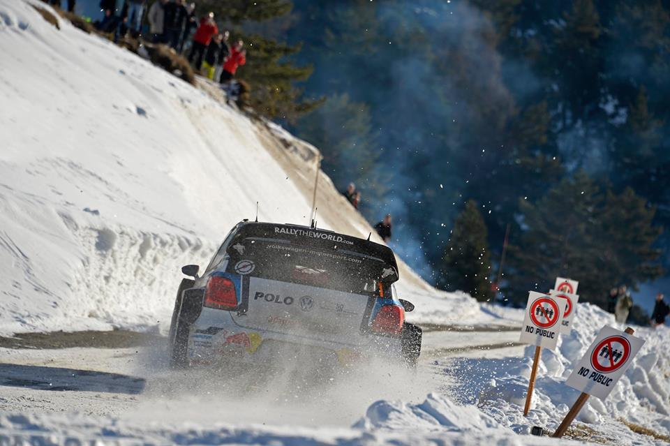 FIA WORLD RALLY CHAMPIONSHIP (WRC 2016): OGIER EXTENDS HIS LEAD AT THE RALLY MONTE-CARLO, MIKKELSEN SECOND