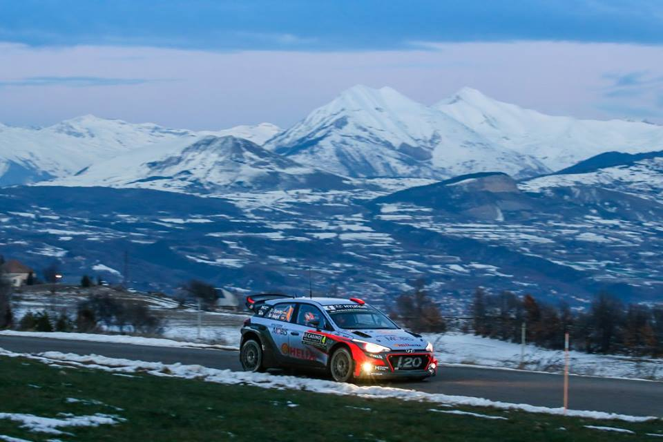 FIA WORLD RALLY CHAMPIONSHIP (WRC 2016): NEW GENERATION i20 WRC MAKES RALLY DEBUT AS 2016 SEASON BEGINS IN MONTE-CARLO