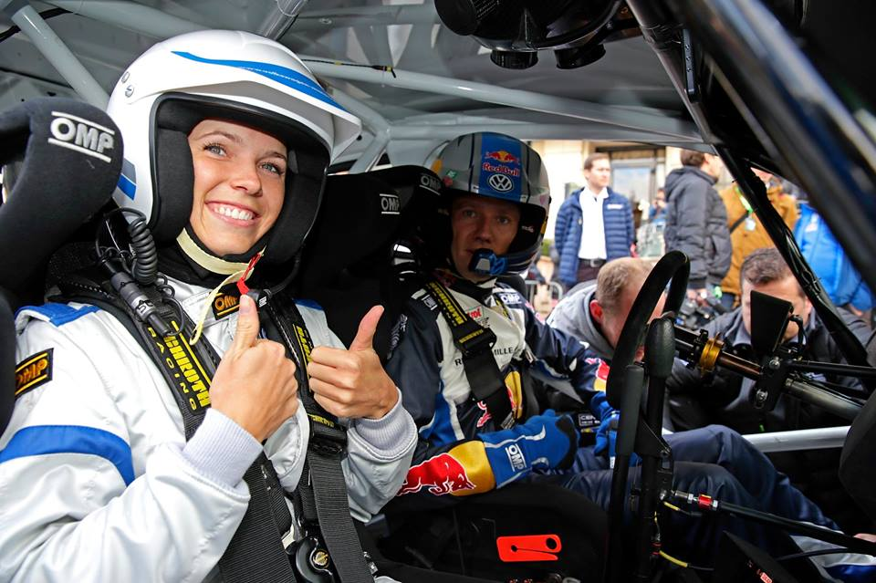 FIA WORLD RALLY CHAMPIONSHIP (WRC 2016): GLAMOUR, GLORY AND FULL THROTTLE IN MONACO – GLOBAL STARS GET A FEEL FOR THE VOLKSWAGEN POLO R WRC