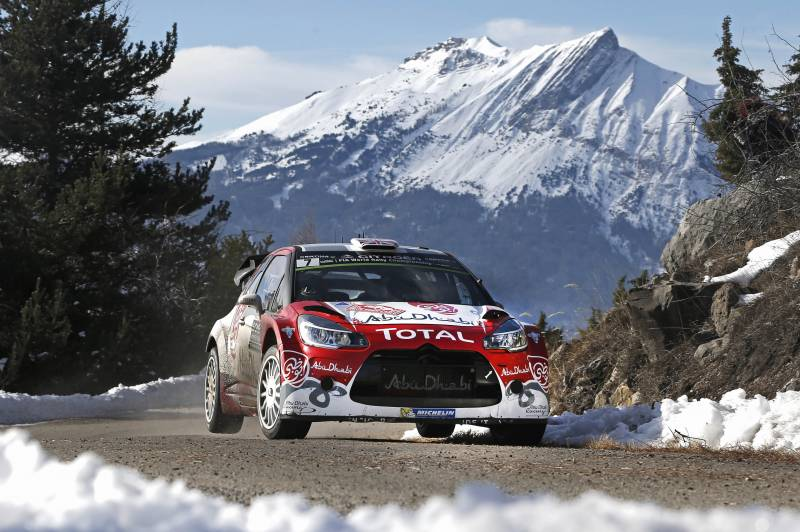 FIA WORLD RALLY CHAMPIONSHIP (WRC 2016): KRIS MEEKE RIGHT IN THE MIX FOR VICTORY!