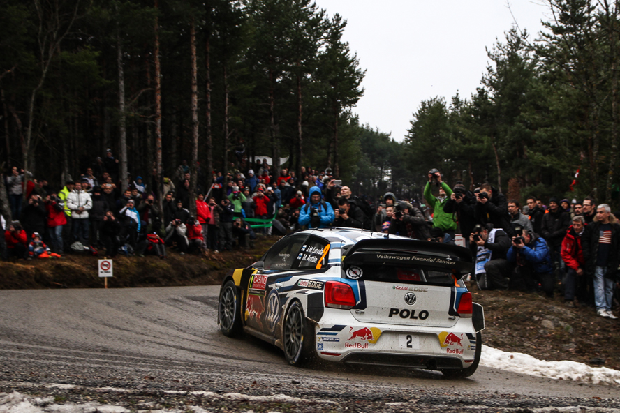 FIA WORLD RALLY CHAMPIONSHIP (WRC 2016): FINE-TUNING FOR THE WORLD RALLY CHAMPIONSHIP: DETAILED IMPROVEMENTS TO THE VOLKSWAGEN POLO R WRC FOR NEW SEASON