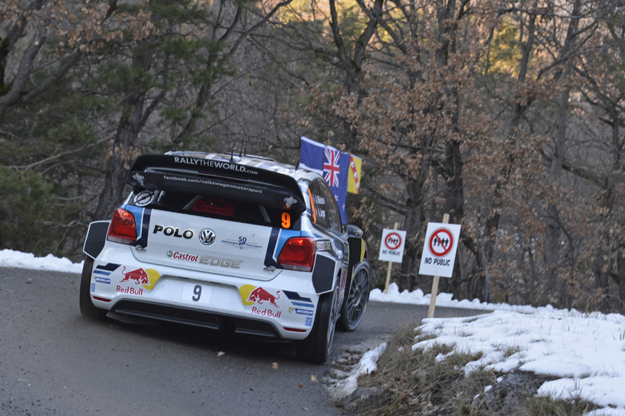 "FIA WORLD RALLY CHAMPIONSHIP (WRC 2016): TRIAL RUN FOR THE ""MONTE"" – VOLKSWAGEN READY AND RARING TO GO"