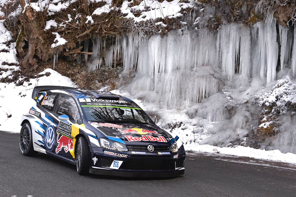 "FIA WORLD RALLY CHAMPIONSHIP (WRC 2016): WORLD CHAMPIONS OUT IN FRONT: OGIER/INGRASSIA LEAD AT THE ""MONTE"""