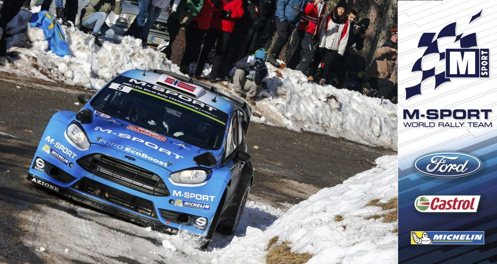 FIA WORLD RALLY CHAMPIONSHIP (WRC 2016): MADS EQUALS MONTE BEST