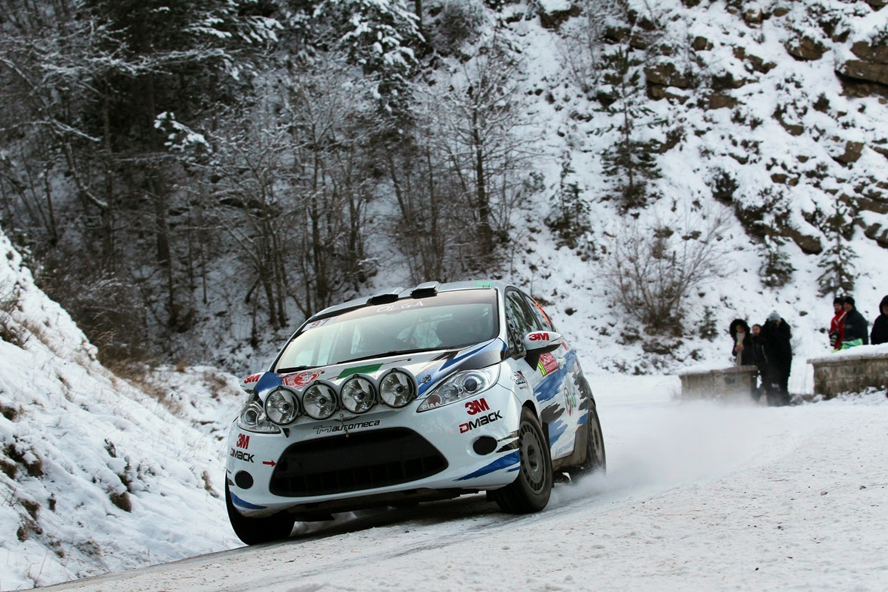 FIA WORLD RALLY CHAMPIONSHIP (WRC4-2016): MAX GETS HIS 2016 SEASON OFF TO A FLYNG START IN MONTE-CARLO