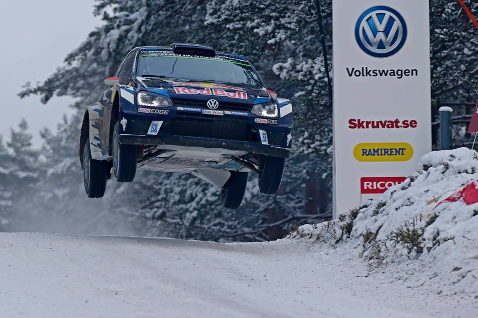 FIA WORLD RALLY CHAMPIONSHIP (WRC 2016): TOP PERFORMANCE IS A MUST: VOLKSWAGEN CAN MAKE RALLY HISTORY IN MEXICO