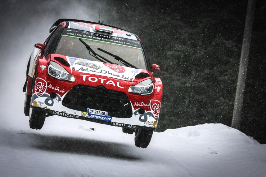 FIA WORLD RALLY CHAMPIONSHIP (WRC 2016): ABU DHABI TOTAL WRT ENYOYS A FINAL FLOURISH AT RALLY SWEDEN