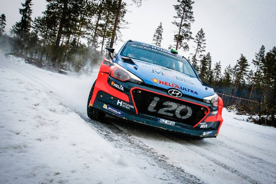 FIA WORLD RALLY CHAMPIONSHIP (WRC 2016): HYUNDAI MOTORSPORT AIMS FOR PODIUM HAT TRICK WITH NEW GENERATION i20 WRC AT RALLY MEXICO