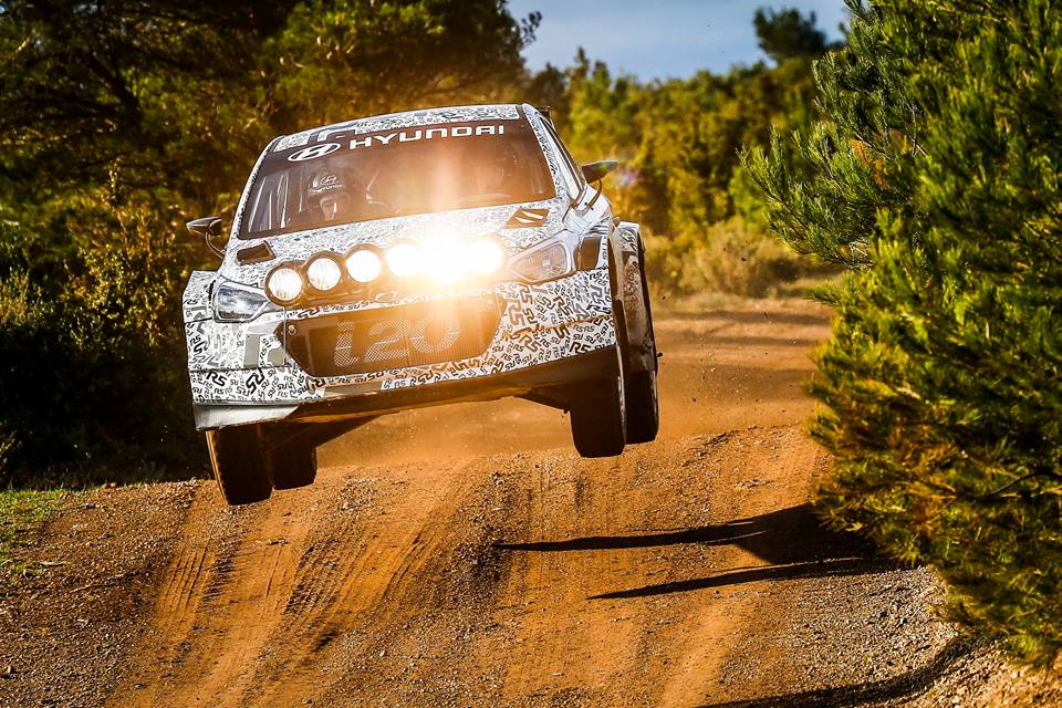 FIA WORLD RALLY CHAMPIONSHIP (WRC 2 – 2016): HYUNDAI MOTORSPORT'S CUSTOMER PROJECT PICKS UP PACE AS R5 TESTING BEGINS