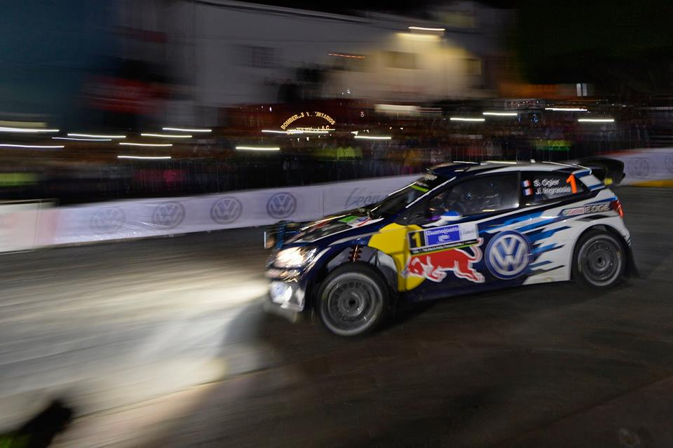 FIA WORLD RALLY CHAMPIONSHIP (WRC 2016): RALLY FIESTA IN GUANAJUATO – ACCLAIMED RALLY START FOR VOLKSWAGEN IN MEXICO