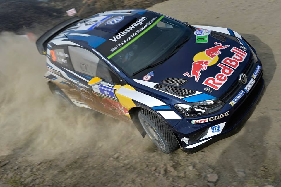 FIA WORLD RALLY CHAMPIONSHIP (WRC 2016): DRIFT ANGLE RECALIBRATED – VOLKSWAGEN DRIVERS LEAD THE WAY ON THE MEXICAN GRAVEL IN THE SHAKEDOWN
