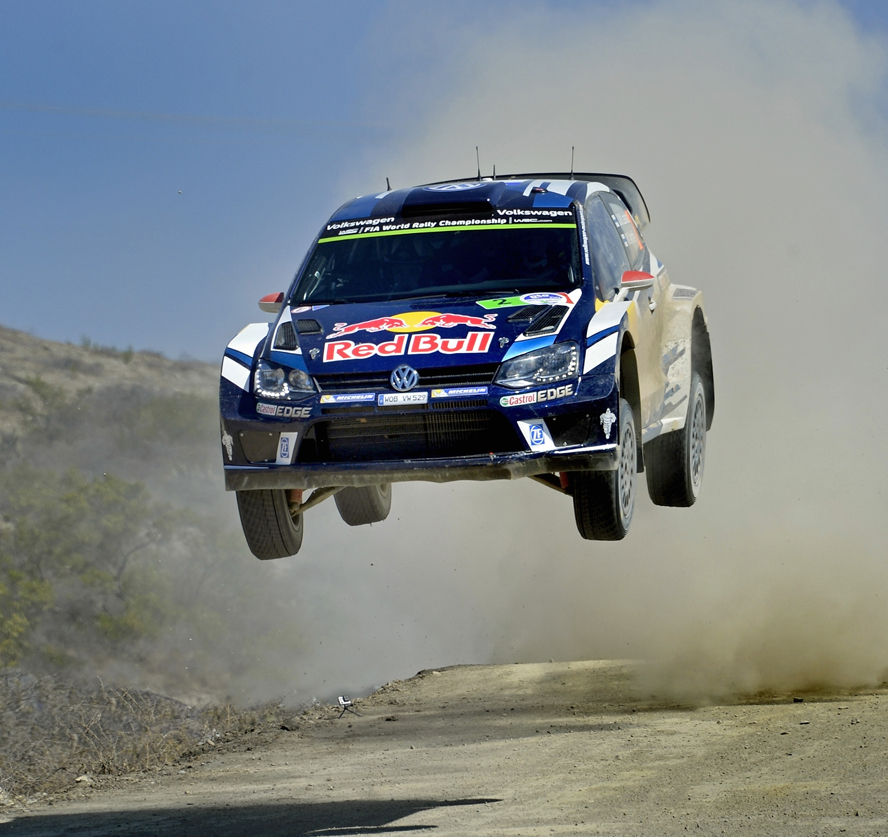 FIA WORLD RALLY CHAMPIONSHIP (WRC 2016): LATVALA AHEAD OF OGIER – VOLKSWAGEN IN THE TOP TWO SPOTS IN MEXICO