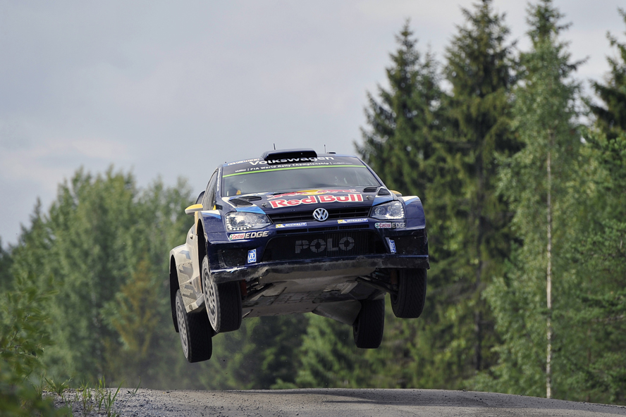 FIA WORLD RALLY CHAMPIONSHIP 2015 -WRC Finland (FIN) - WRC 30/07/2015 to 02/08/2015 - PHOTO : @World