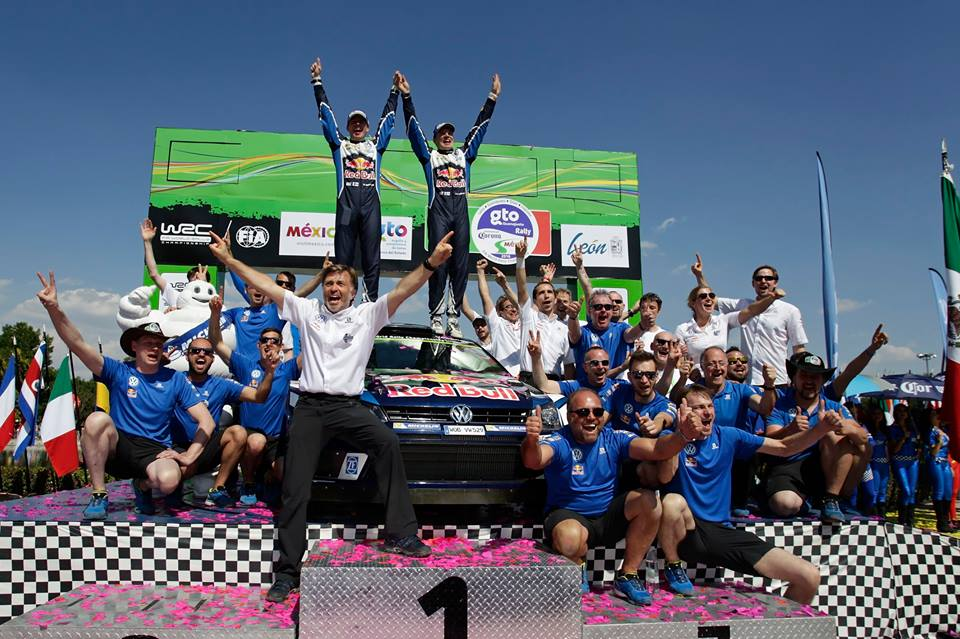 FIA WORLD RALLY CHAMPIONSHIP (WRC 2016): OUTSTANDING ONE-TWO – VOLKSWAGEN HITS THE HEIGTHTS IN MEXICO WITH LATVALA AND OGIER