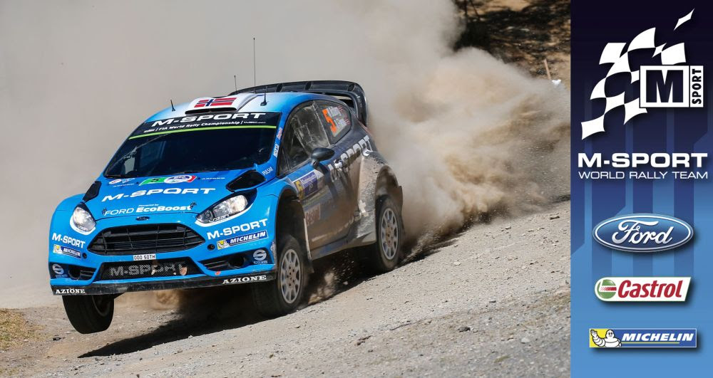FIA WORLD RALLY CHAMPIONSHIP (WRC 2016): M-SPORT WORLD RALLY TEAM – MIDDAY QUOTES, RALLY MEXICO, SECTION FOUR