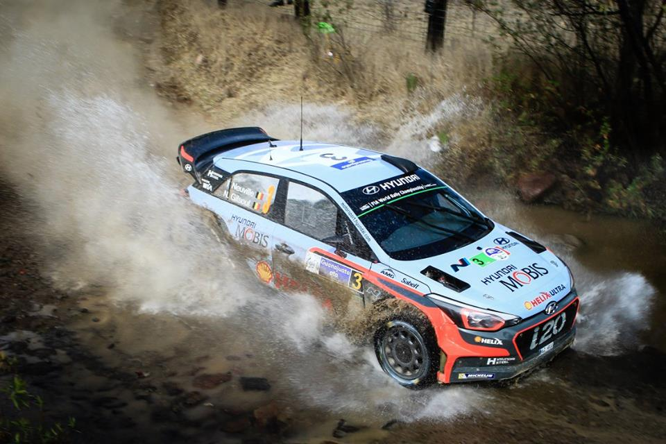 HYUNDAI MOTORSPORT AIMS FOR ARGENTINA PODIUM AFTER STRONG WRC SEASON START
