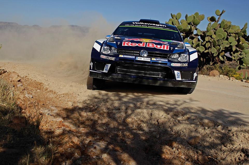 AROUND THE WORLD IN 13 VICTORIES: VOLKSWAGEN LOOKS TO BREAK RECORD WINNING RUN IN ARGENTINA