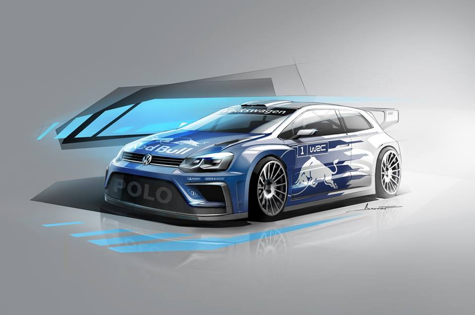 THE VOLKSWAGEN FOR A NEW ERA OF RALLYNG: DEVELOPMENT OF THE 2017 POLO R WRC ENTERS CRUCIAL PHASE