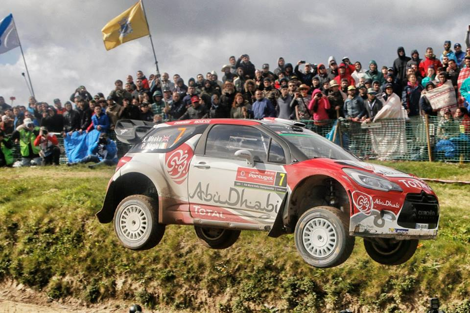 KRIS MEEKE AND PAUL NAGLE WIN RALLY DE PORTUGAL!